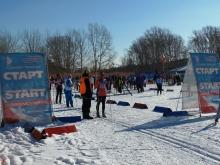 XVII Спартакиада трудящихся. Лыжные гонки 11 марта 2018